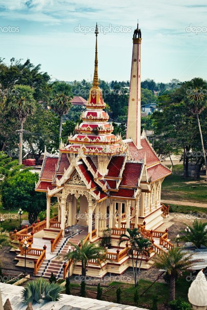 Крематорий Ват Чалонг