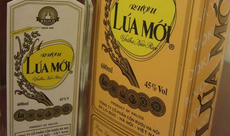 Алкоголь во Вьетнаме - Lua Moi