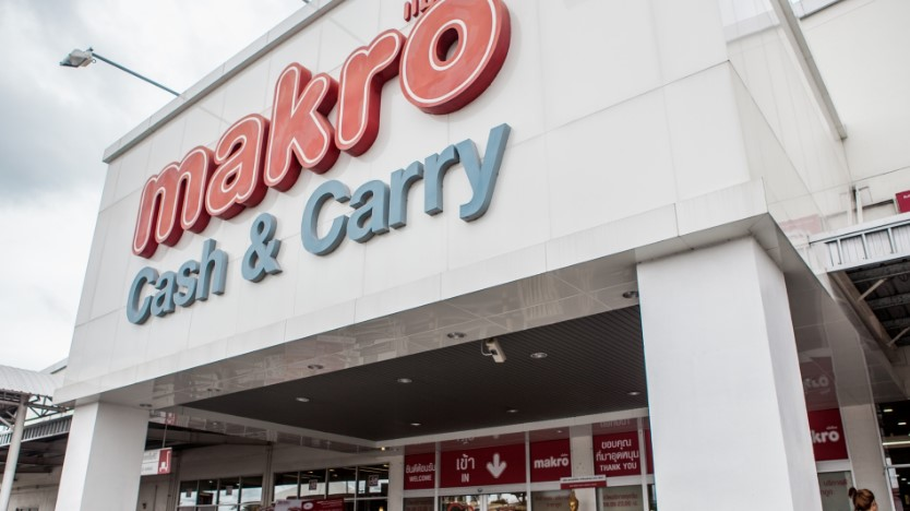 Makro Cash & Carry на Пхукете