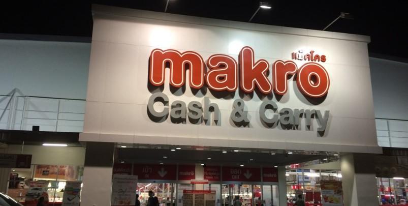 Популярные супермаркеты в Паттайе