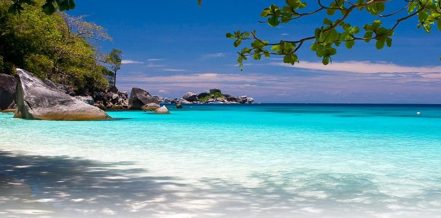 Острова Таиланда - Тачай