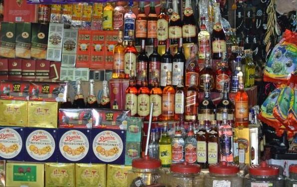 Рынки Вьетнама - алкоголь