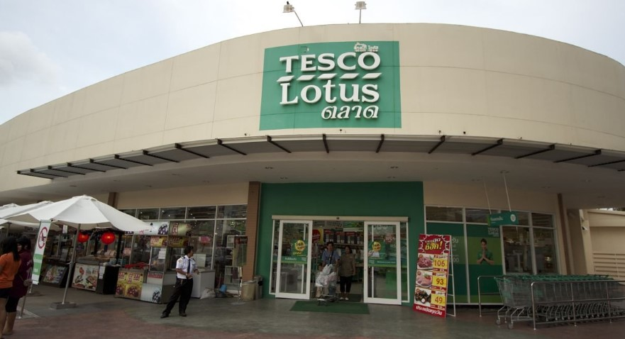 Tesco Lotus на Пхукете