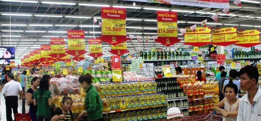 супермаркеты Вьетнама