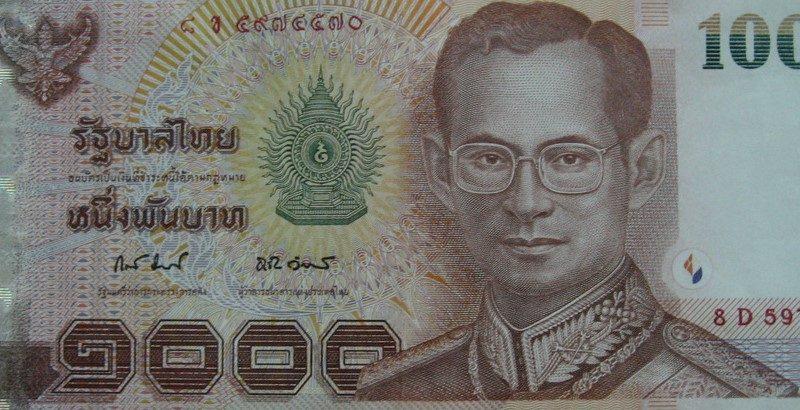 Курс бата к рублю на сегодня