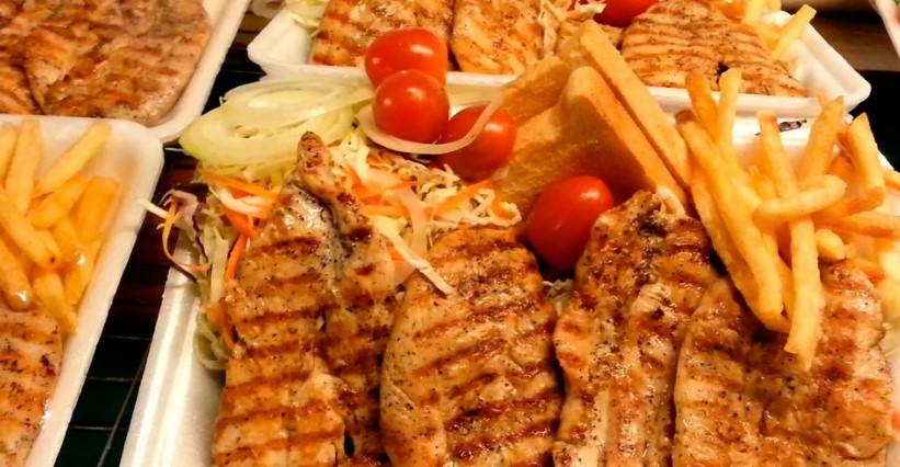 Кухня Тайланда - мясо