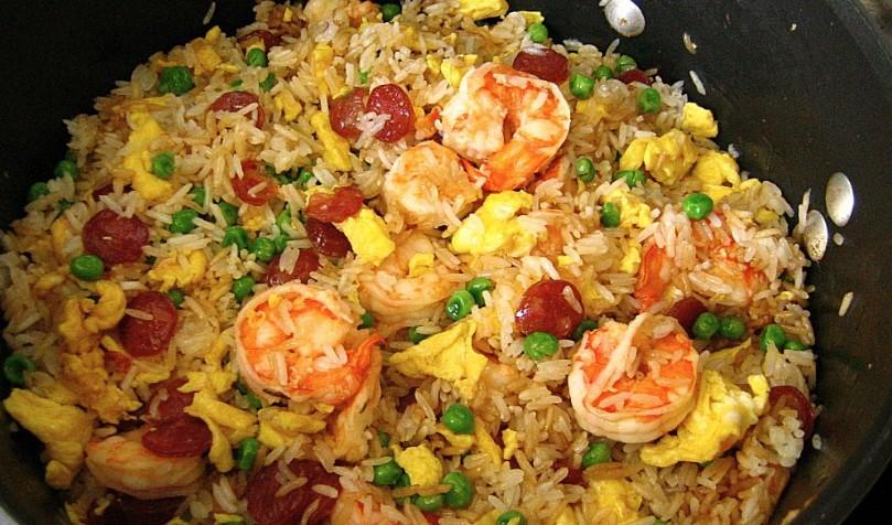 Кухня Тайланда - рис - блюда