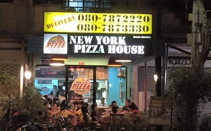 Рестораны Паттайи New York Pizza House