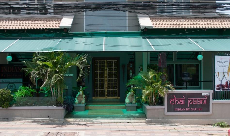 Рестораны Паттайи Indian By Nature