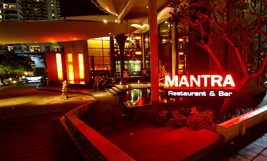 Рестораны Паттайи Mantra