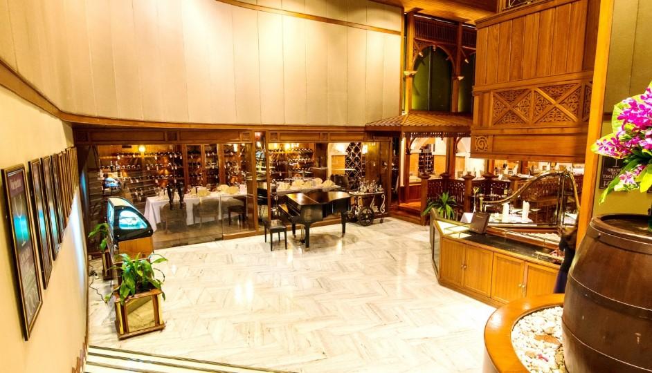 Рестораны Паттайи Royal Grill Room