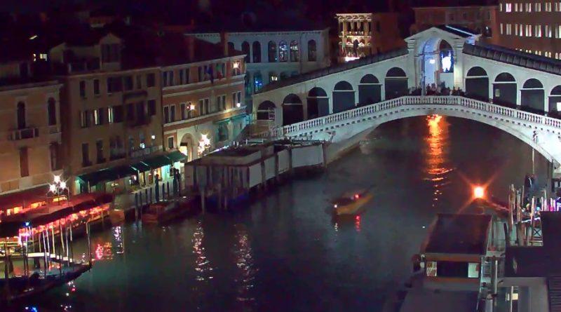 Венеция онлайн (веб камера)