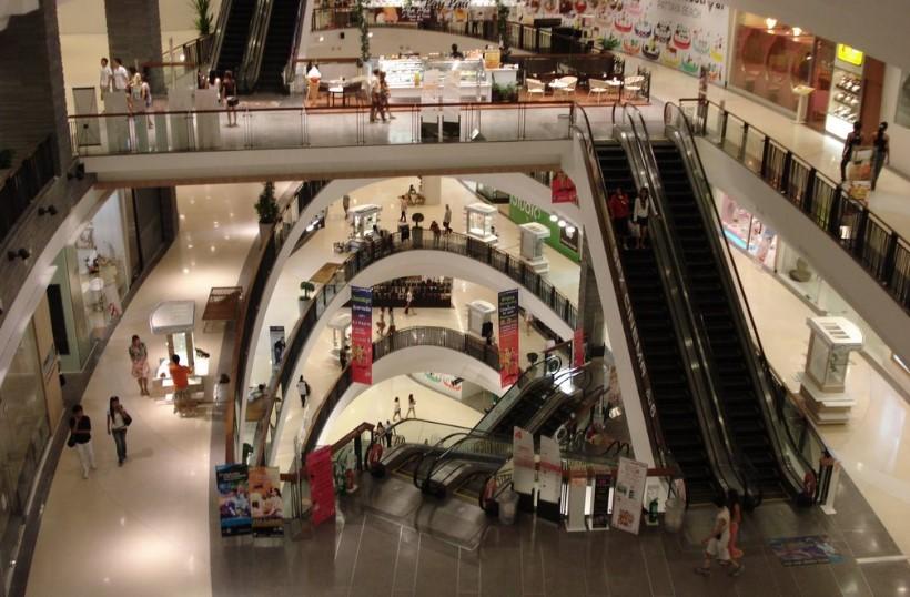 Торговые центры Паттайи - Central Festival