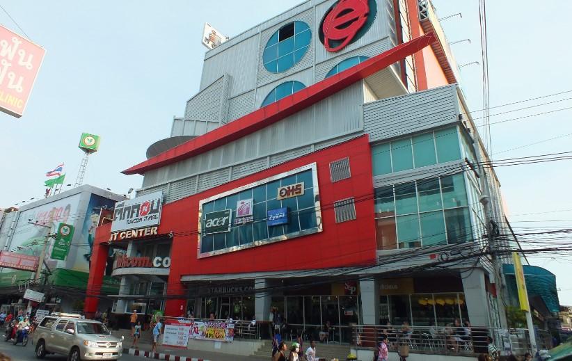 Торговые центры Паттайи - Tukcom Pattaya