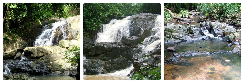 Водопад Ао Йон на Пхукете