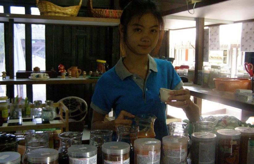 Змеиная ферма в Паттайе - лекарства