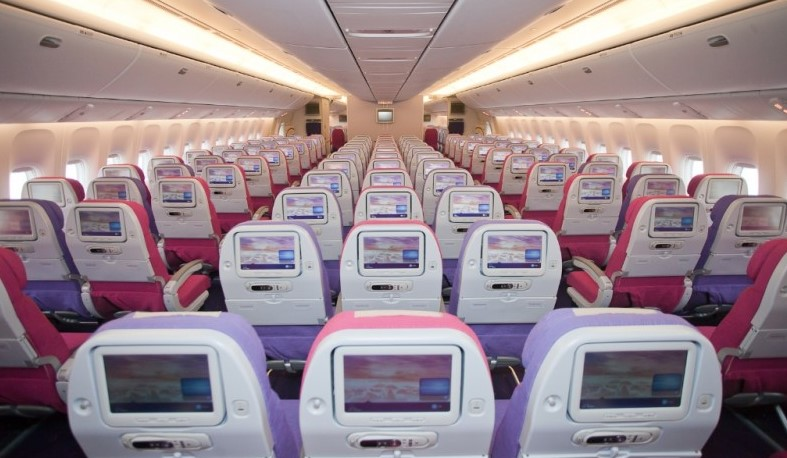 боинг 777-300 схема салона лучшие места