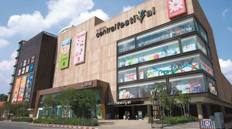 Торговые центры в Паттайе