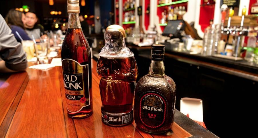 Алкогольные напитки на Гоа