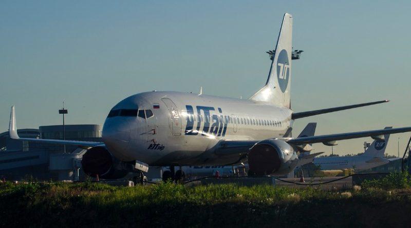 Боинг 737 400 - схема салона