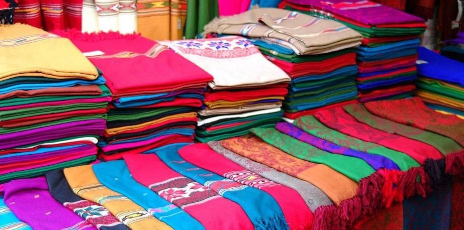 Домашний текстиль на Гоа
