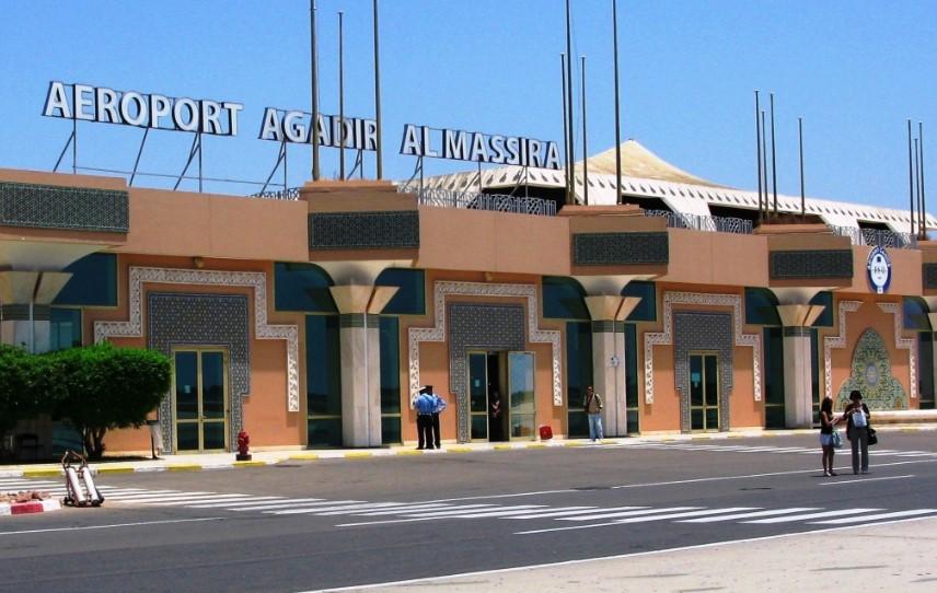 Аэропорт Агадира Аль-Массир