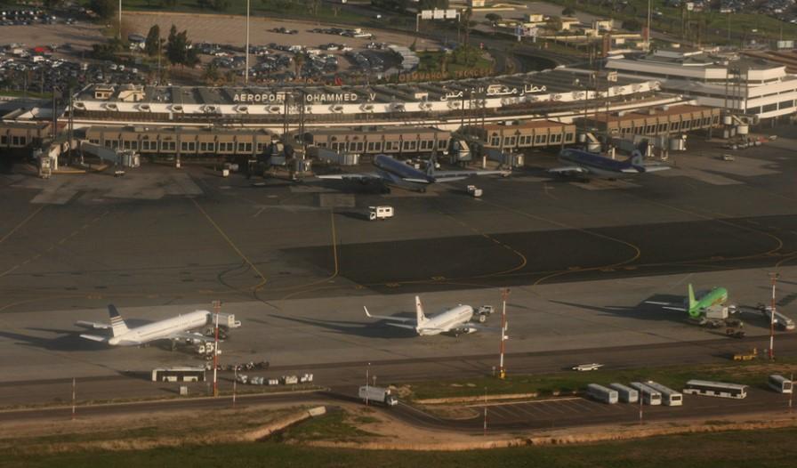 Аэропорт Касабланка Мухаммед V