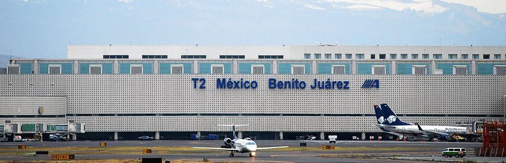 Бенито Хуарес - Мехико