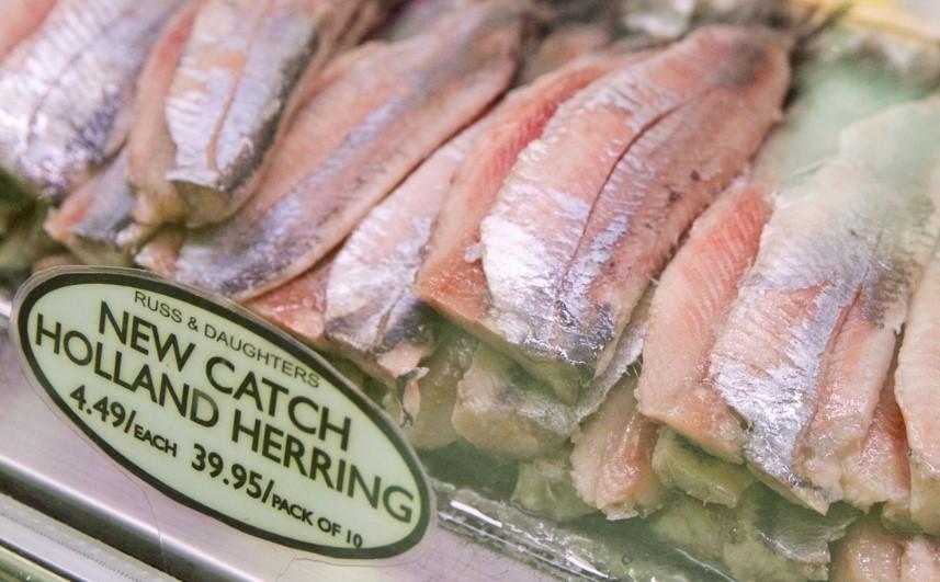 Голландская рыба