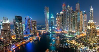 В какой стране находится Дубай