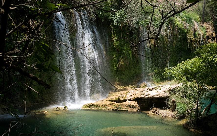 Водопады Куршунгу - Анталия