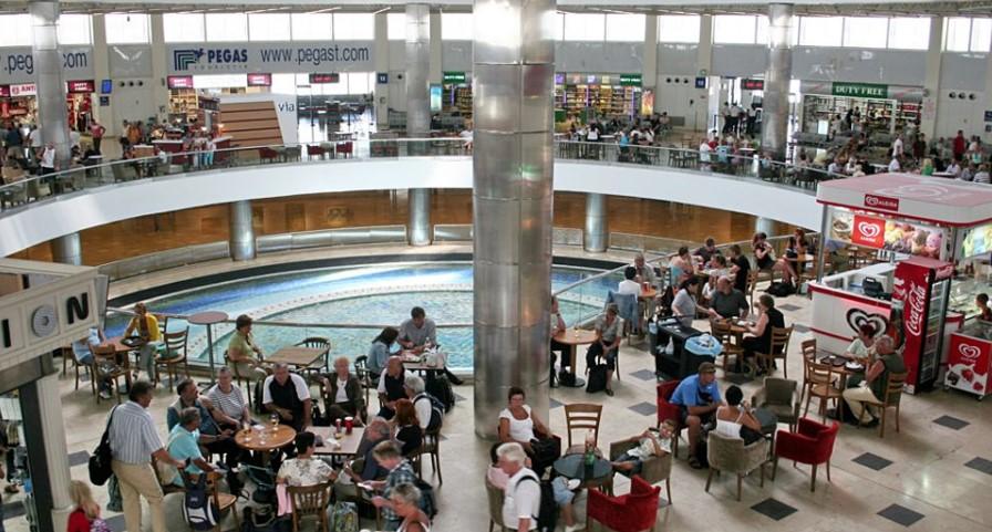 Аэропорт Анталии — Анталия