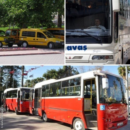 Как добраться до Кемера - транспорт