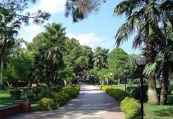 Парк «Лунный свет» Кемер