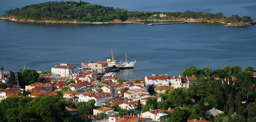 Принцевы острова - Стамбул
