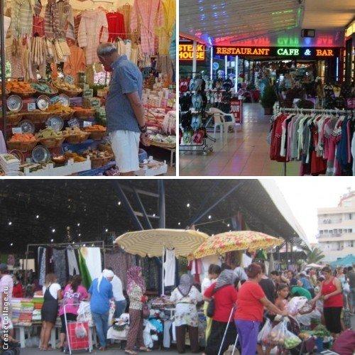 Рынок Чамьюва
