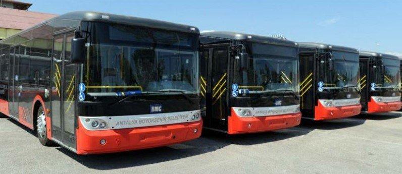 Транспорт до Аеропорта - Анталия