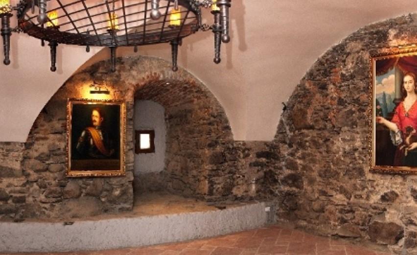 Ужгородский замок - фото внутри