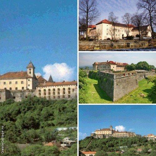 Ужгородский замок - фото