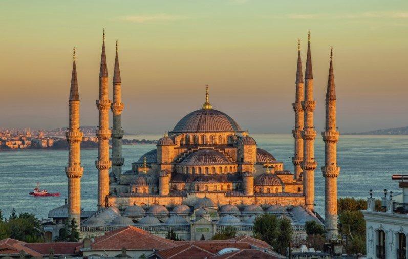 мечеть Султанахмед стамбул