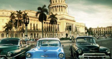 Где находиться Куба на карте мира