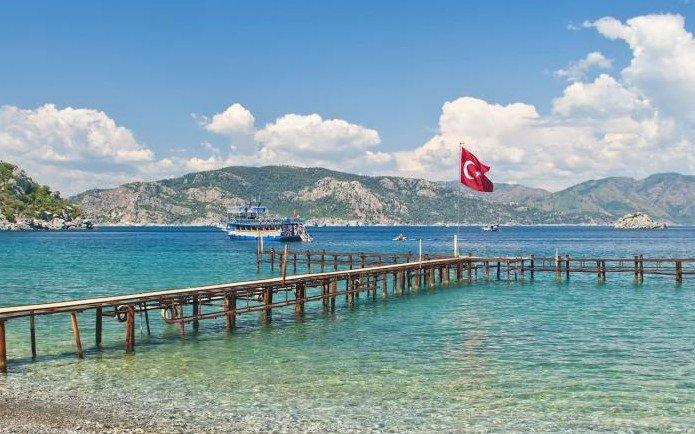 Погода в Турции летом