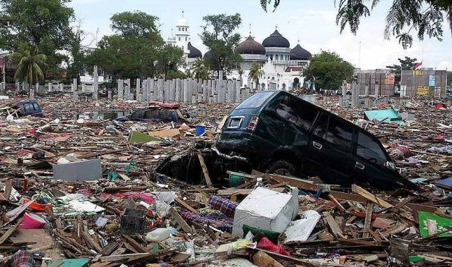 Цунами в Таиланде 2004 года
