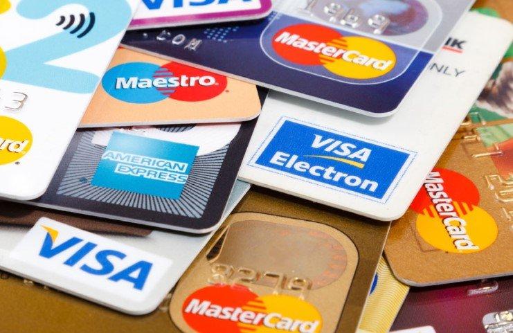 Eurocard, Visa и Mastercard