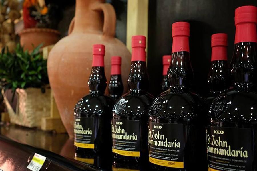 Вино Кипра
