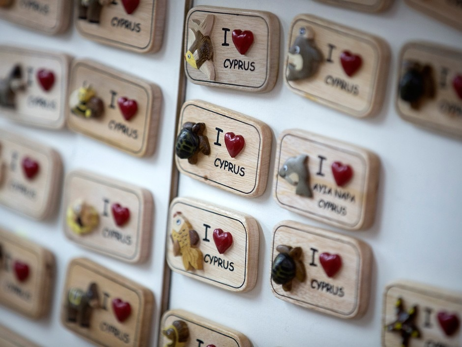 Сувениры Кипра