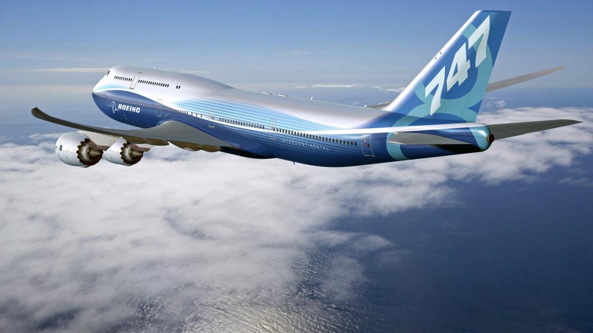 Полет над океаном