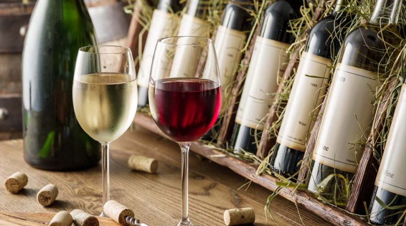 Израильское вино
