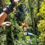 полетать над джунглями - Пхукет