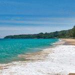 Пляж Surin